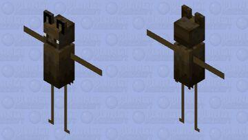 weird bat Minecraft Mob Skin