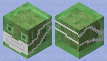 Corona slime! Minecraft Mob Skin