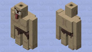 Polyphemus The Cyclops Minecraft Mob Skin