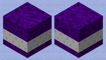 Dark Monster Minecraft Mob Skin