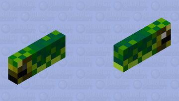 Giant (Small) Snake [Might and Magic Xeen Trilogy] Minecraft Mob Skin