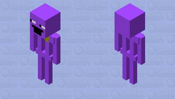 The stand behind the slaughter Minecraft Mob Skin