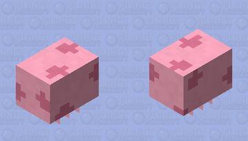 Jellyfish (No Jelly) Minecraft Mob Skin
