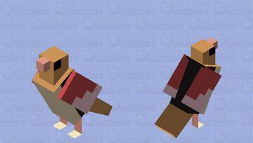 Spearow Minecraft Mob Skin