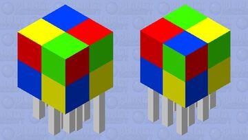 Windows xp Ghast Minecraft Mob Skin