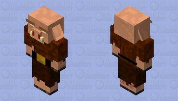 Piglin Revamp Minecraft Mob Skin