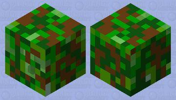 Camouflaged Slime Minecraft Mob Skin