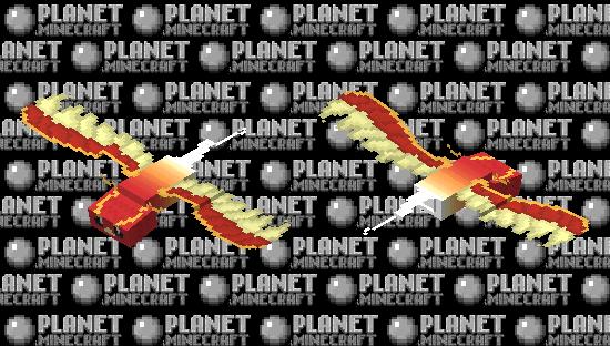 Phoenix Phantom Minecraft Skin