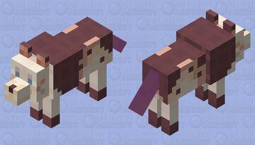 Frenchie Boye Doggo Minecraft Mob Skin