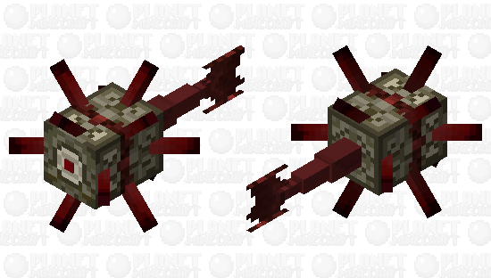 .:PMCRP:. Ancient Drone Minecraft Skin