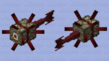 .:PMCRP:. Ancient Drone Minecraft Mob Skin