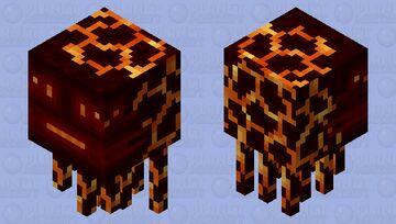 Spirit of the Dark | Nether Nightmares Minecraft Mob Skin