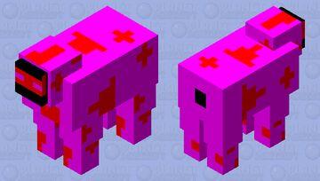 undead sheep Minecraft Mob Skin