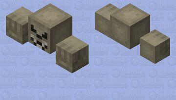 Skeletron (Terraria) Minecraft Mob Skin