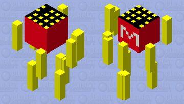 mc fries Minecraft Mob Skin