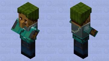 Half Life Rebel Minecraft Mob Skin