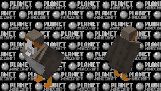 Star Wars Porg Minecraft Skin