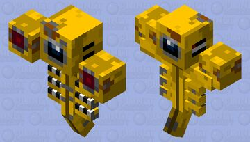 BASS-1094 Minecraft Mob Skin