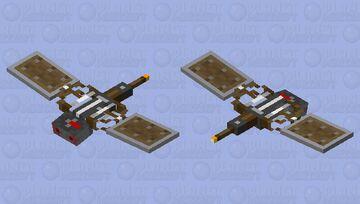 Tool Phantom Minecraft Mob Skin