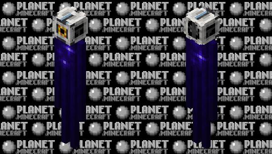 SPAAAAACE (Space Core) - Portal 2 Minecraft Skin
