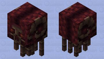 Quietus, Mirage of Demise Minecraft Mob Skin