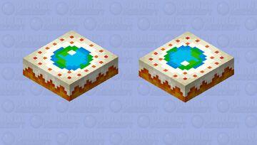 PMC Celebration Cake Minecraft Mob Skin