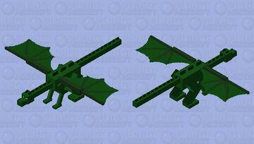Random Dragon 3 Minecraft Mob Skin