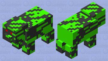 Matrix Pig Minecraft Mob Skin
