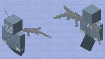 Cute Vex Minecraft Mob Skin