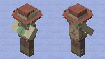 A Goblin Merchant [Pointy Ear Club] Minecraft Mob Skin