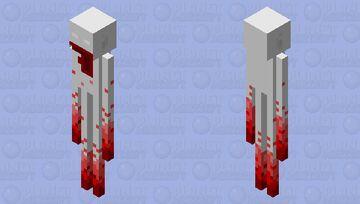 Shy Guy Minecraft Mob Skin