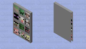 // mobs :3 // Minecraft Mob Skin