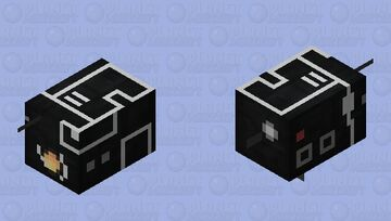 Star Wars: IT-O Interrogator Minecraft Mob Skin