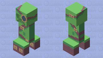 steampunk Minecraft Mob Skin