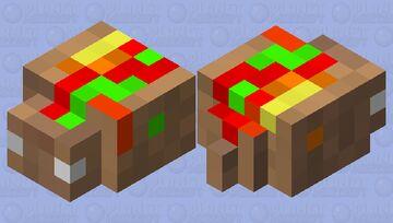 EATS ALIVE! (Taco) Minecraft Mob Skin