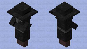 Dark Death Minecraft Mob Skin