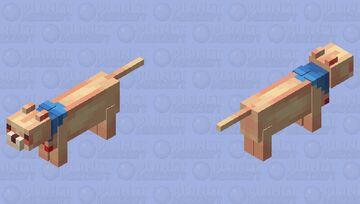 . otter on seas - fanskin . Minecraft Mob Skin
