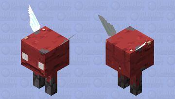 flying strider Minecraft Mob Skin
