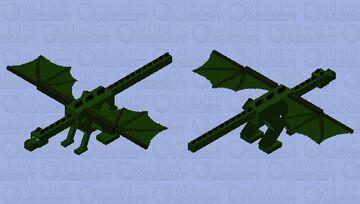 Random Dragon 4 Minecraft Mob Skin