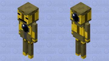 BASS-103 Minecraft Mob Skin