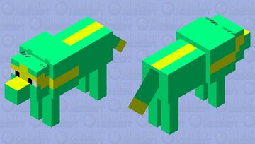 electrike Minecraft Mob Skin