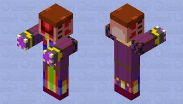 me but i have a craving for human brains Minecraft Mob Skin