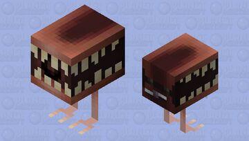 Teeth toy thing Minecraft Mob Skin