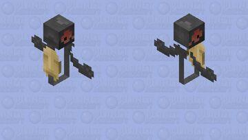Yamask (PokéMobs skin competition Entry) Minecraft Mob Skin