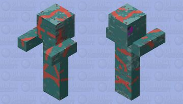 confusion Chaos Minecraft Mob Skin
