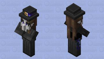 Witch Minecraft Mob Skin