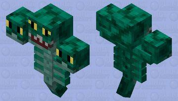 The Learnaean Hydra Minecraft Mob Skin