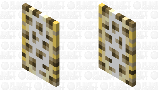 Cheetah Skin Cape Minecraft Skin