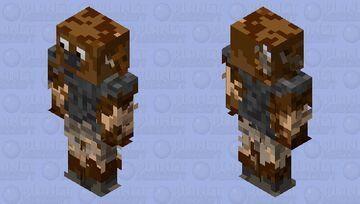 The Minotaur! Minecraft Mob Skin