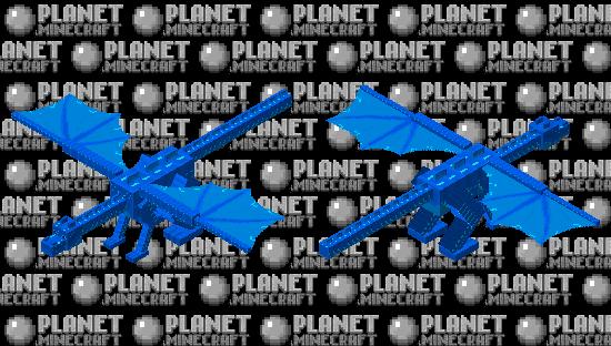 Seawing Minecraft Skin